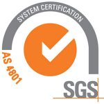Certification SGS AS 4801 ETM Traffic