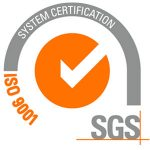 Certification SGS ISO 9001 ETM Traffic